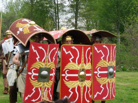 roman-shield